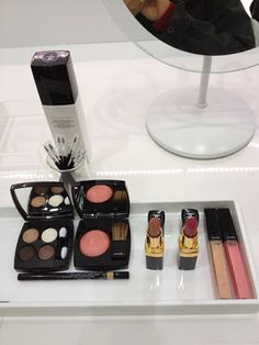 Chanel Le Blanc Collection for Spring 2012