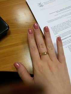 My office nails with BH No. 75
