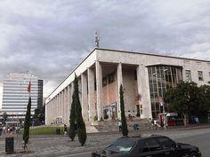 Pallati i Kultures-_Tirane_foto Albert Vata