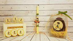 """Μια όμορφη συνεργασία ξεκινησε.. Με ένα γλυκάκι μπορείς... (@me_ena_glykaki_mporeis) στο Instagram: """"#meenaglykakimporeis #NelyG #happy_easter #lampada #cookies #lollipops #chocolate_egg #vespa Bottle Opener, Barware, Cookies, Wall, Inspiration, Instagram, Light Bulb Vase, Crack Crackers, Biblical Inspiration"""