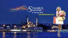 В этом году фестиваль шопинга в Стамбуле будет проходить уже в пятый раз. ShoppingFest, который состоится с 6 по 28 июня, предоставит гостям города возможность приобрести товары самых престижных марок с уникальными скидками, а также поучаствовать в различных мероприятиях.