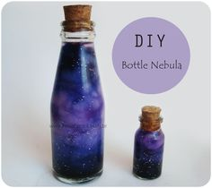 Bottle Nebula, galaxy jar