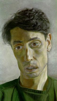 Lucian-Freud by John Minton