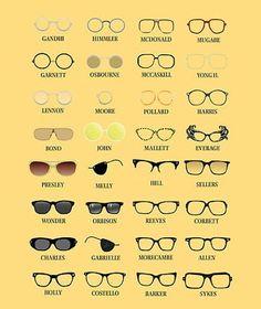 Glasses Print by Stephen Wildish Buy Glasses, Four Eyes, Friday Humor, Optician, Store Design, Prints, Funny, Mcdonalds, Specs