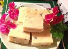 Passionfruit Slice Recipe Just Like Nana Used To Make