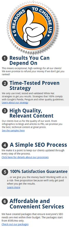 We are Fort Worth's premier SEO Company specializing in Google search results and organic SEO.