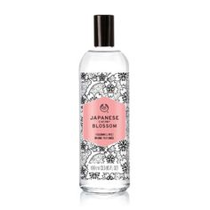 The Body Shop Japanese Cherry Blossom Fragrance Mist oz Organic Skin Care Lines, All Natural Skin Care, Fragrance Online, Fragrance Mist, Fragrance Finder, Body Shop At Home, The Body Shop, Beauty Haven, Skin Care Center