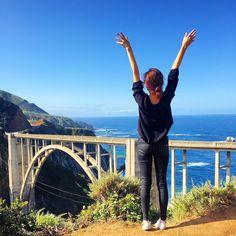 Where to Stop on the Pacific Coast Highway: Half Moon Bay, Santa Cruz, Carmel, Big Sur, Hearst Castle, Santa Barbara