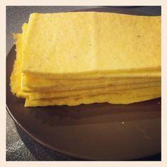 Kyllingelasagne m. LCHF lasagneplader - LCHF