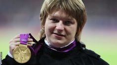 Belarusian women's shot put gold medallist Nadzeya Ostapchuk has been stripped of her title after failing a doping test, the International Olympic Committee has announced.