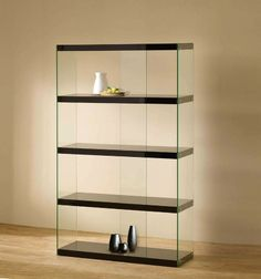 Tempered Glass Display Cabinet