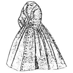 Amazon Drygoods - Polonaise Traveling Dress c. 1861, $21.75 (http://www.amazondrygoods.com/products/polonaise-traveling-dress-c-1861.html)