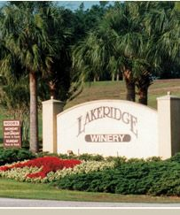 Winery in Clermont Fl near Orlando. Great wines without the after-taste.
