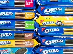 25 Kinds of Oreo