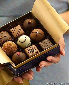 Handcrafted, gourmet chocolates and truffles made in Portland, Oregon. All chocolates are made by our own chocolatier, Chef Julian Rose. Chocolate Bonbon, Artisan Chocolate, Death By Chocolate, Chocolate Sweets, I Love Chocolate, Chocolate Heaven, Chocolate Shop, How To Make Chocolate, Chocolate Truffles