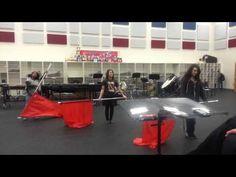 Dark Horse: Guard Routine - YouTube