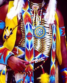 oklahoma warriors ceremonial clothing