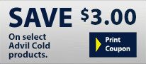 Printable #Advil #coupon Click the pic to get the #deal