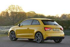 Audi S1 TFSI quattro   Eurekar