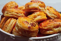 Czech Recipes, Ethnic Recipes, Bread Recipes, Cooking Recipes, What To Cook, Party Snacks, Baked Potato, A Table, The Best