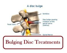 A bulging disc is not a cause for panic as they are fairly common in  both younger and older...