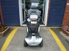 Then look no further than the S400. Maximum Speed: 4mph. Wheel Size: 25cm/10″. Max User Weight: 136kg/21stone. | eBay!