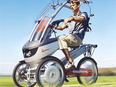 El triciclo eléctrico, un experimento filipino para frenar la contaminación | 20110415