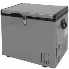 EdgeStar 43 Quart 12V DC Portable Fridge/Freezer Video Image                                                                                                                                                                                 More
