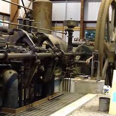 Watch Coolspring's 600 HP Snow Start Up, Run and Shutdown - Gas Engines - Gas Engine Magazine