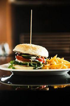 Restauracja Steak & Grill - burger