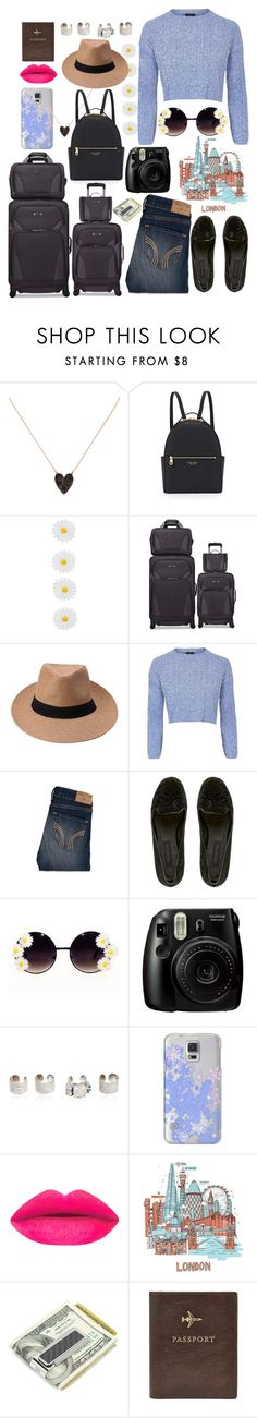 """""""Control"""" by mary-elvi ❤ liked on Polyvore featuring Jennifer Fisher, Henri Bendel, Accessorize, Topshop, Hollister Co., Forever New, Maison Margiela, Casetify, Magma and M-Clip"""