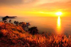 Promthep Cape sunset - must see in Phuket