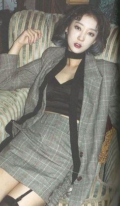 Kpop Girl Groups, Korean Girl Groups, Kpop Girls, Hani, Kpop Aesthetic, Dance The Night Away, Fandom, Korean Singer, South Korean Girls