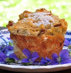 Tales From the Other Side of the Baking Aisle: Gluten-Free Coconut & Banana Muffins