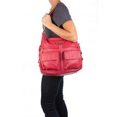 LOVE Kelly Moore bags...maybe I should go this route? 2 Sues bag in Raspberry