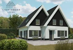 Good Company, Lighthouse, House Plans, Shed, Villa, Outdoor Structures, Live, House Styles, Outdoor Decor