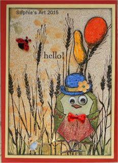Sophie's Art: Herbst-Impressionen - Autumn Impressions