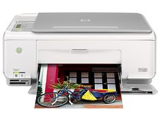 HP Photosmart C3100 All-in-One Printer series