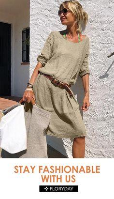 23 nuevo Muy ingenioso vestido Maxi vestido Boho talla 36 38 40 42 44 Taupe//gris VC