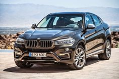 BMW X6 2015