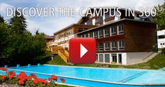 tour the campus of Les Roches International School of Hotel Management via this video! University Architecture, Emergency Supplies, International School, Step Guide, Hospitality, Management, College, Tours, How To Apply