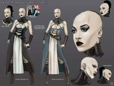 Cancelled Star Wars Battlefront IV Concept Art Revealed Including Dark Leia - Star Wars Models - Ideas of Star Wars Models - Cancelled Star Wars Battlefront IV Concept Art Revealed Including Dark Leia Star Wars Fan Art, Star Wars Droiden, Star Wars Concept Art, Star Wars Games, Star Wars Humor, Saga, Asajj Ventress, Star Wars Models, Star Wars Characters