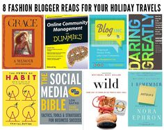 8 blogging reads for holiday vacation