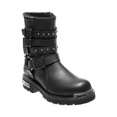 257b736f979f Milwaukee Performance-MBL9437-Women Black Triple Strap Boot with ...