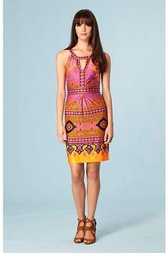 Hale Bob Hera Jersey Dress