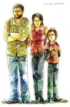 59 Best The Last Of Us Images Edge Of The Universe Joel