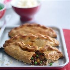 Beef and Guinness pasties recipe