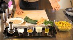 Le video ricette: le polpette di quinoa - gli ingredienti