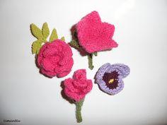 Kukkamagneetteja