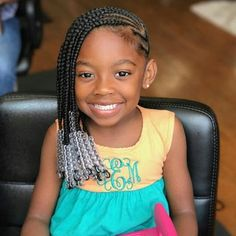 All You Must Know referring to the Afro Coiffure Black Kids Hairstyles, Girls Natural Hairstyles, Baby Girl Hairstyles, Kids Braided Hairstyles, Natural Hair Styles, Teenage Hairstyles, Little Girl Braid Hairstyles, Toddler Hairstyles, Princess Hairstyles